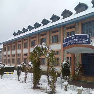 National Institute of Technology (NIT), Srinagar