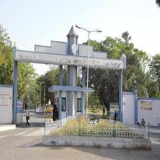 Sardar Vallabhai National Institute of Technology (SVNIT), Surat