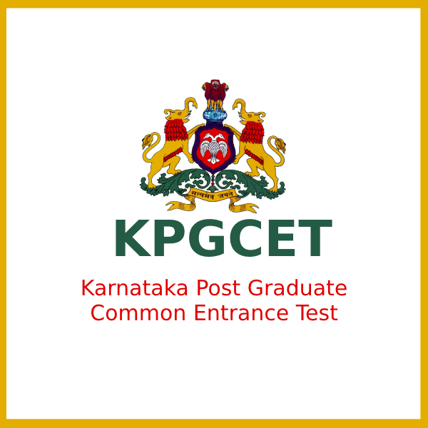 PGCET Karnataka | Common Entrance Test 2019