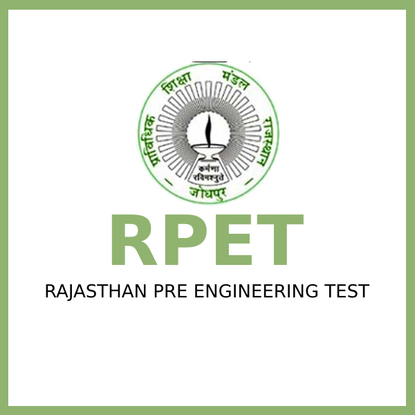 RPET | Rajasthan Pre Engineering Test 2019